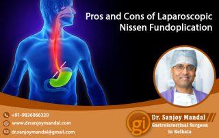 gastrointestinal surgeon in Kolkata